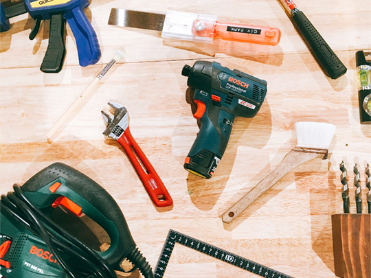 木材加工LESSONってどんなことをするの?