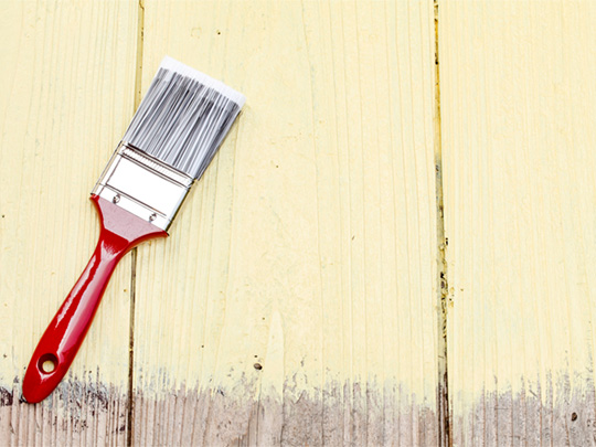 木材塗装LESSONってどんなことをするの?