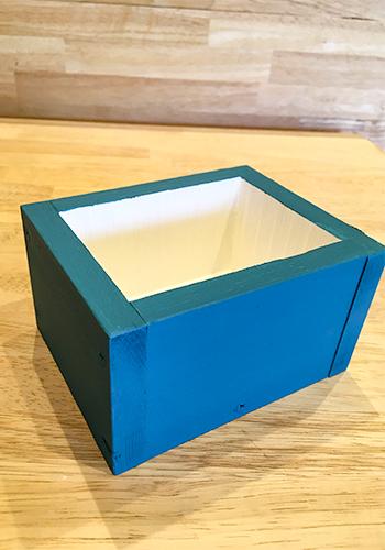 塗装したマルチボックスのイメージ